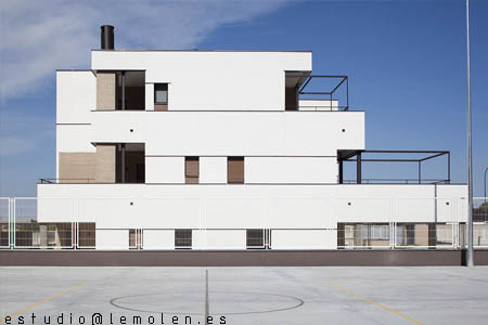 Estudio de arquitectura madrid edificios singulares - Estudio de arquitectura madrid ...